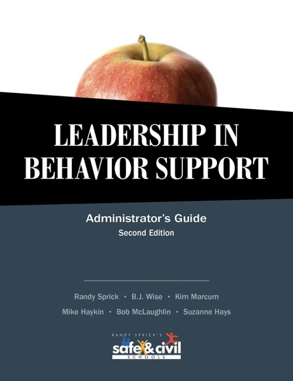Leadership in Behavior Support